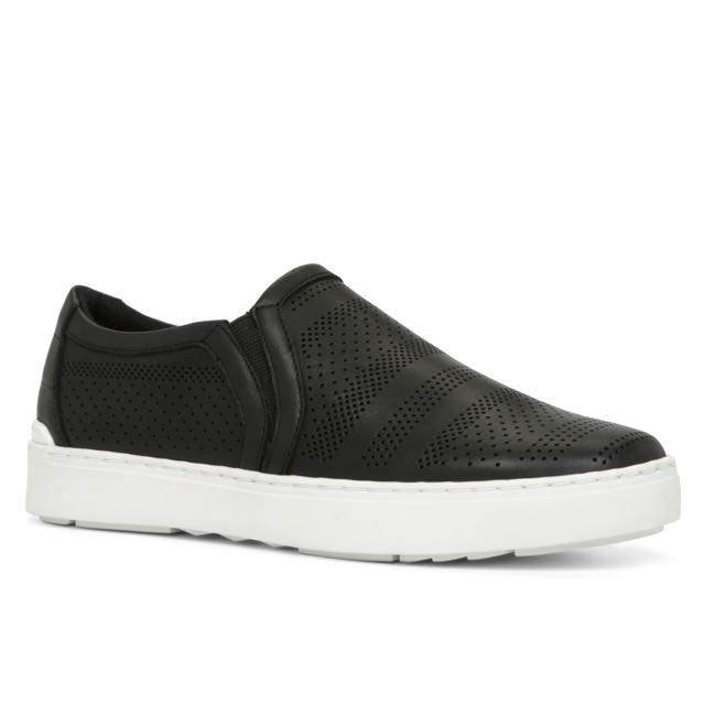 ALDO Women's Black Naywen Slip On Trainers