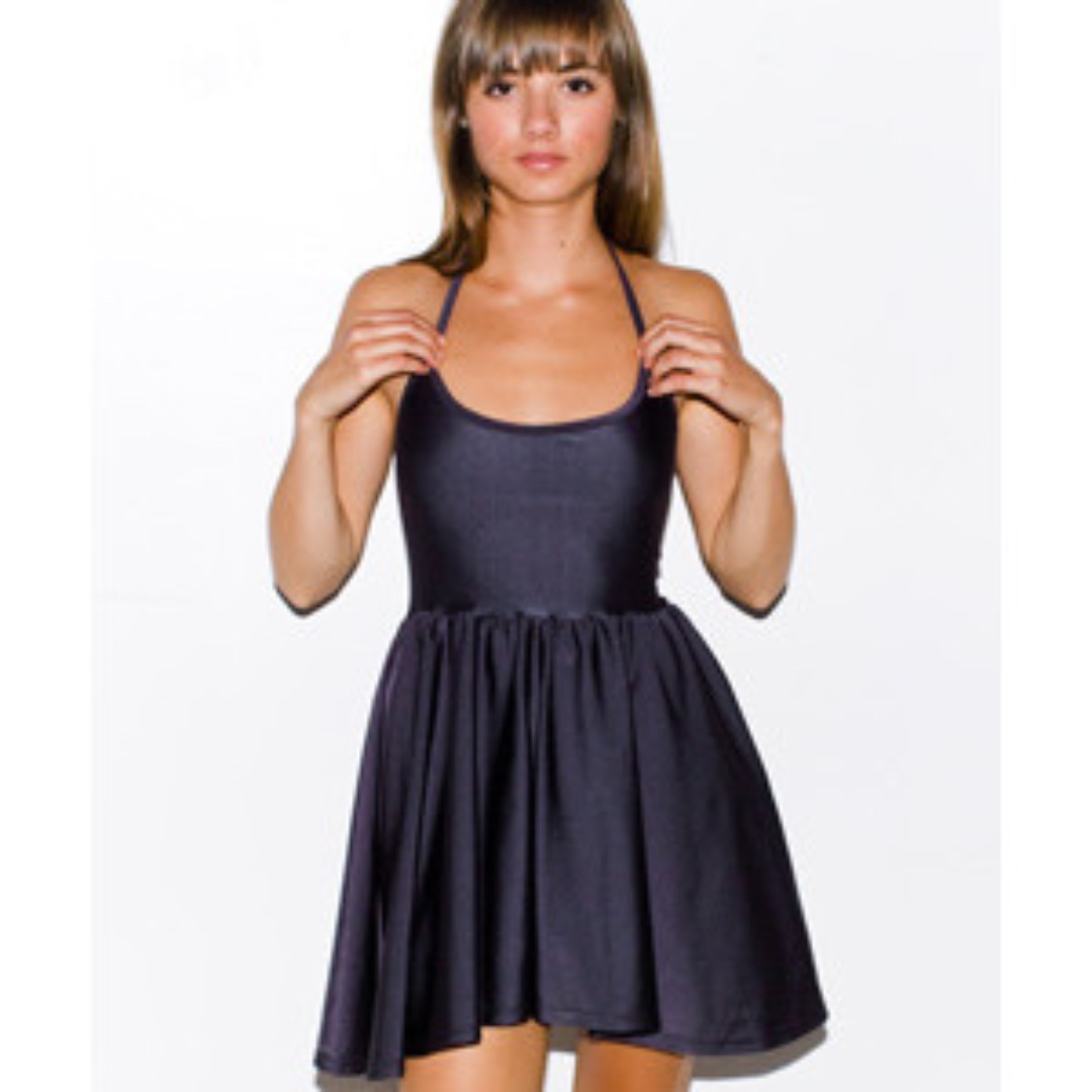 American Apparel Skater Dress Size S