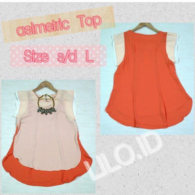 Asimetric Clothes