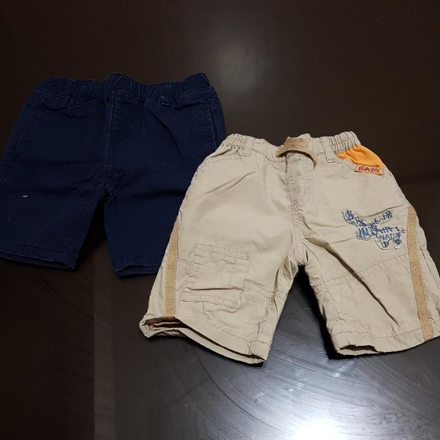 Assorted Boys Shorts