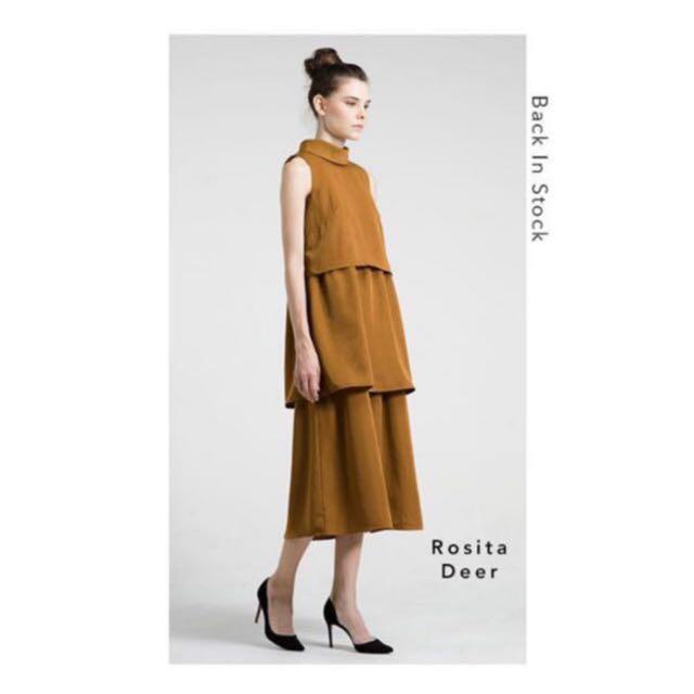 Ats The Label (Rosita Deer Dress)