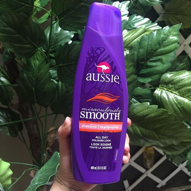 Aussie Shampoo (Miraculously Smooth)