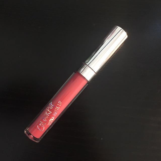 Authentic Colour Pop Ultra Matte Lip Mars