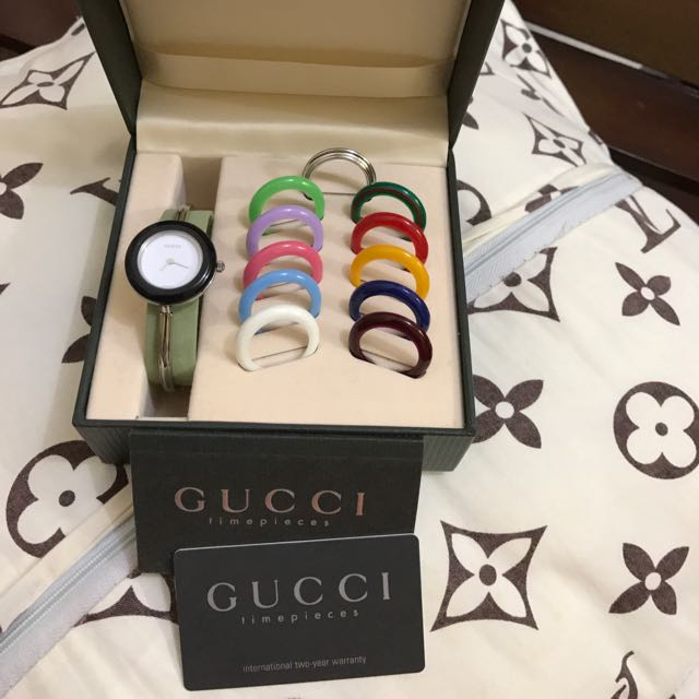 Authentic Gucci Bezels