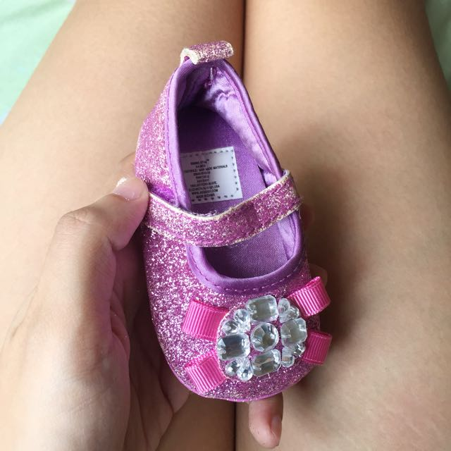 AUTHENTIC Rising Star Glittery Shoes