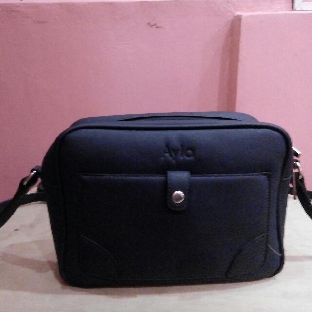 Ayla Blue Sling Bag