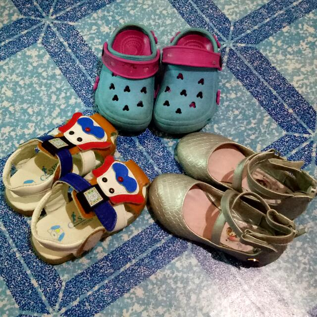 REPRICED!! Baby's Footwear, Take All!
