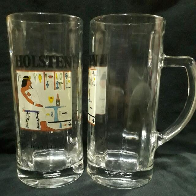 BEER MUG HOLSTEN LIMITED EDITION