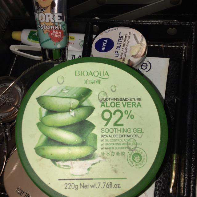 bioaqua aloe vera soothing gel