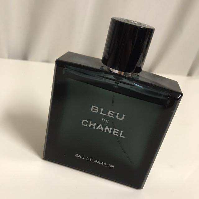 Bleu De Chanel Men's Perfume
