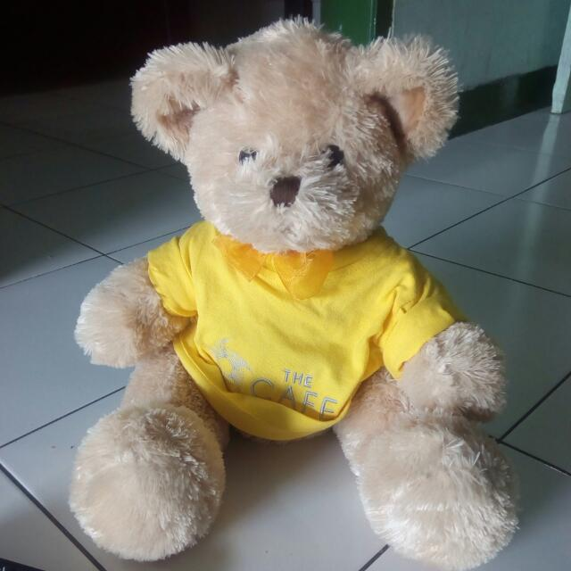 Boneka Bear Ex Kado