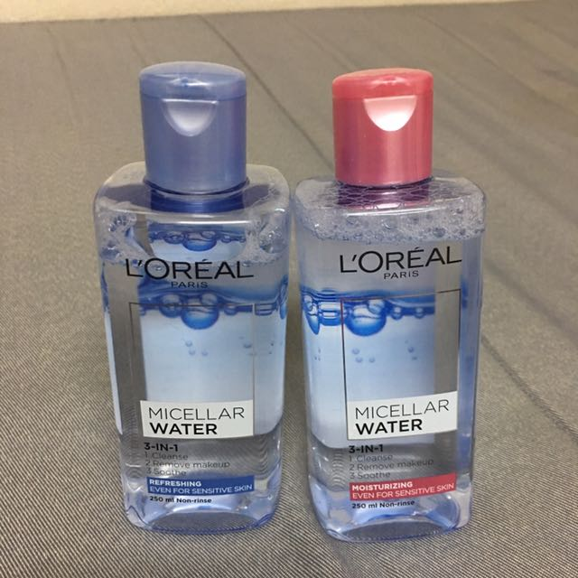 Brand New Sealed Loreal Micellar Water