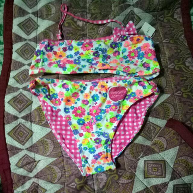 Brand New Us Auth Girl Swim Suit