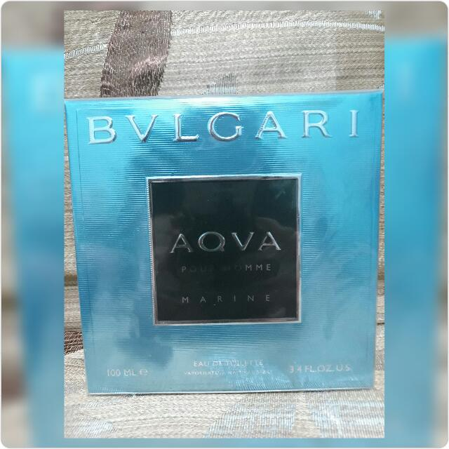 BVLGARI AQUA MARINE POUR HOMME for MEN