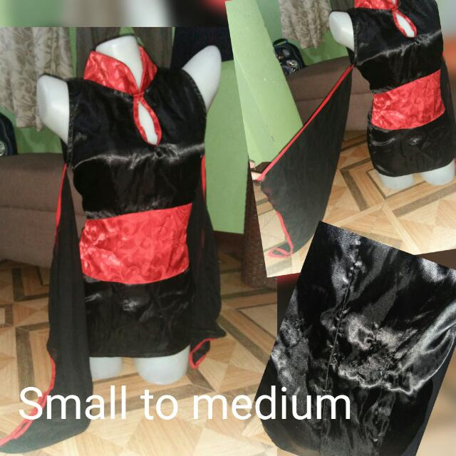 Chinese costume preloved