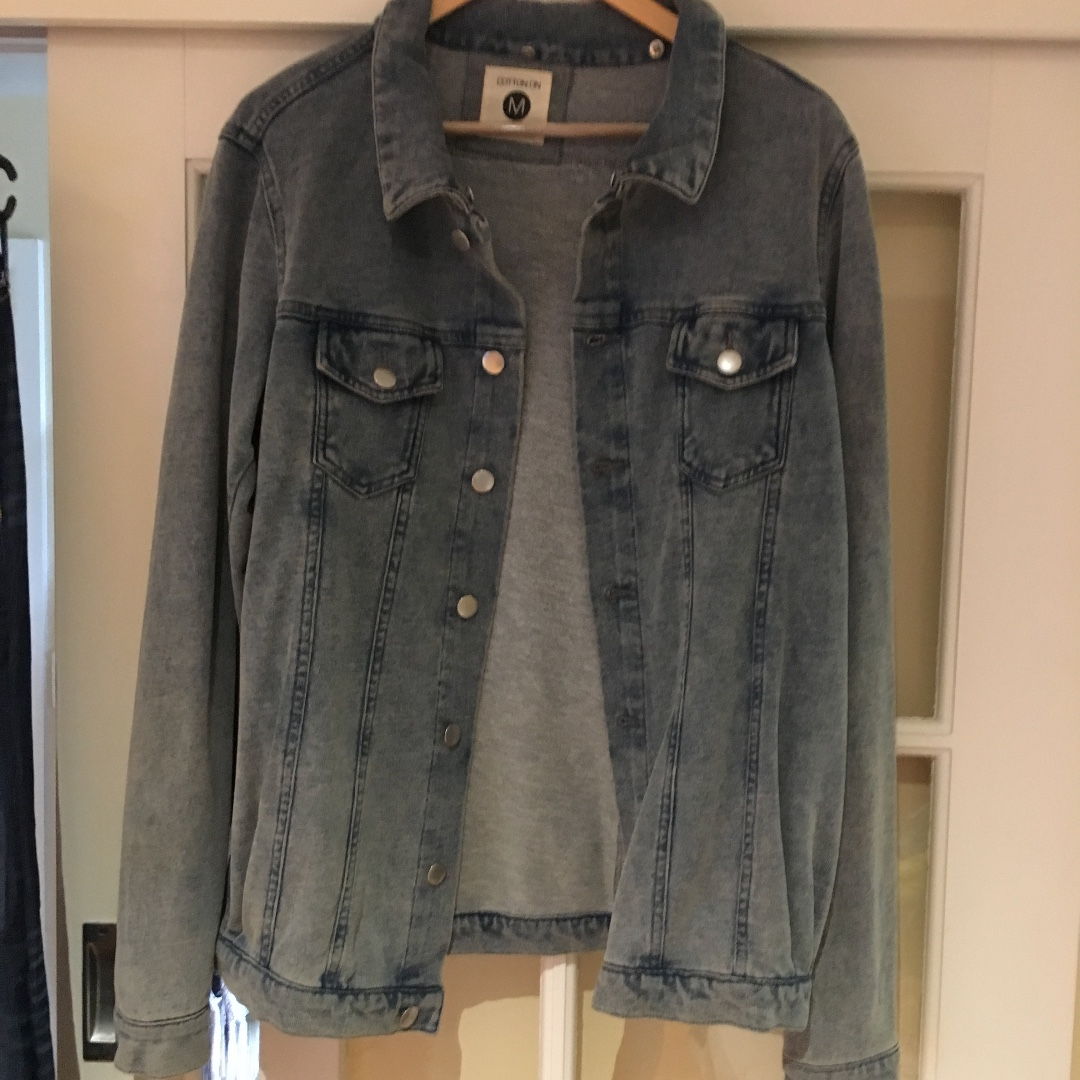 Cotton On Denim Jacket Size M