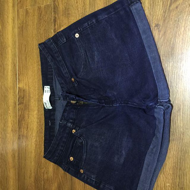 Cotton On Shorts Denim