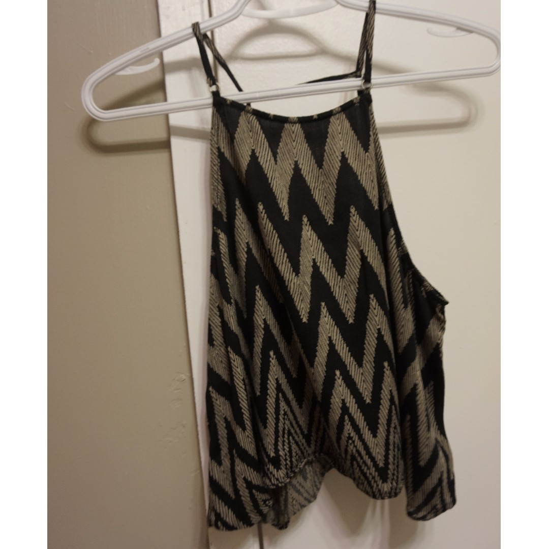 cropped cami (xs)