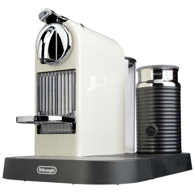 DeLonghi Nespresso Citiz Milk Cream White Home Appliances On