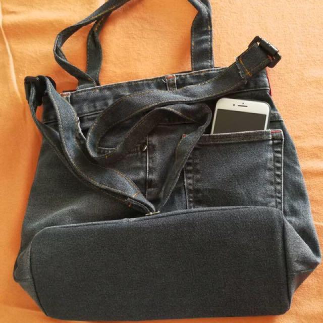 Cute N Trendy Denim Bag