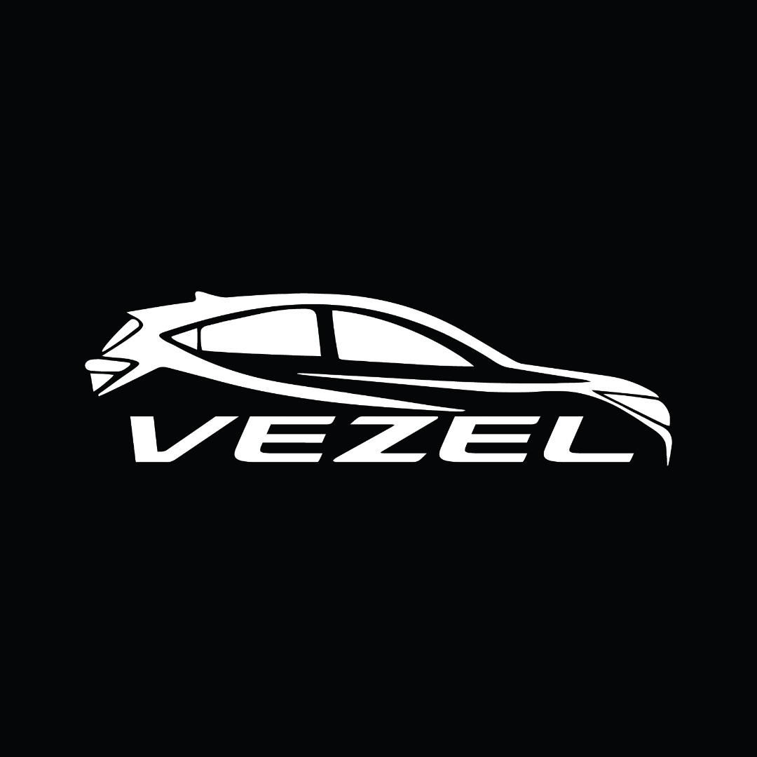 Die cut vinyl decal sticker honda vezel 1 w 12cm design craft others on carousell