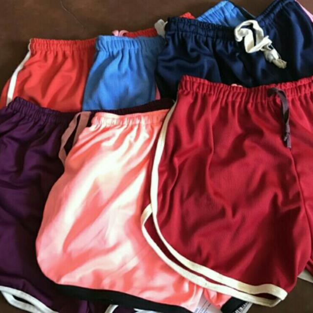 Dolphin Shorts Up To Size 35
