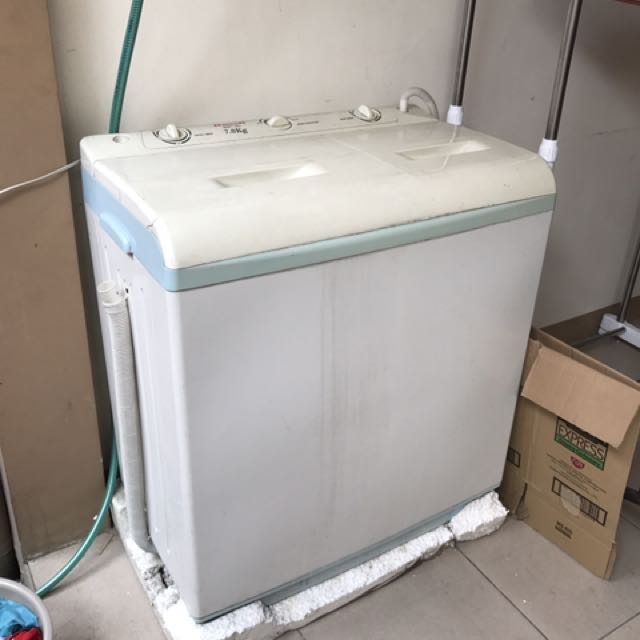 Dowell Twin Tub Washing Machine