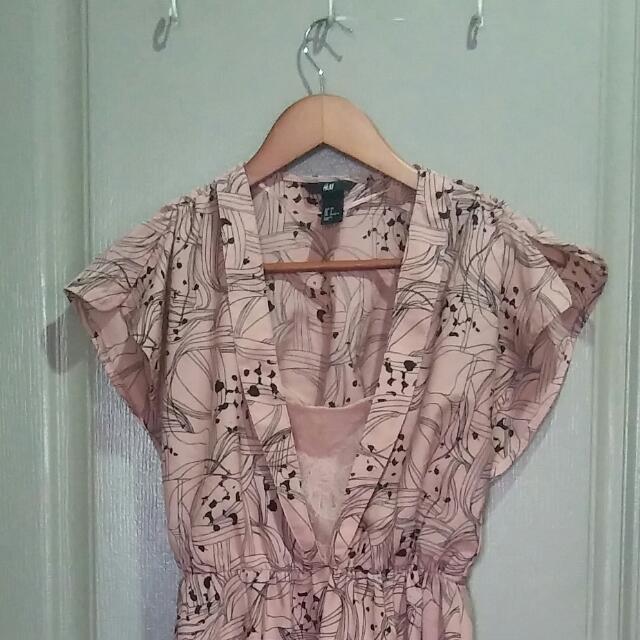 Dress W/ Inner