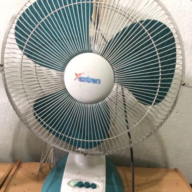 Electric Fan Bundle