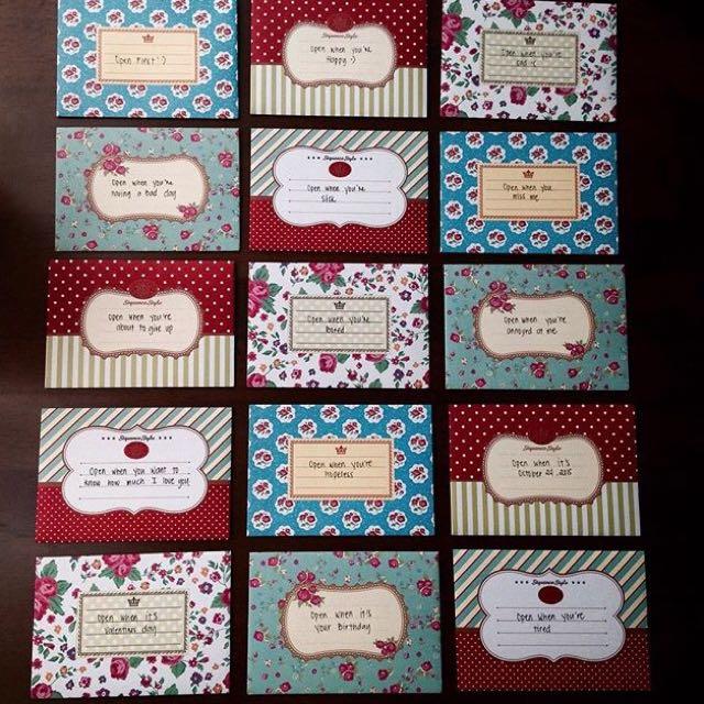 2in1 Stationary Envelopes