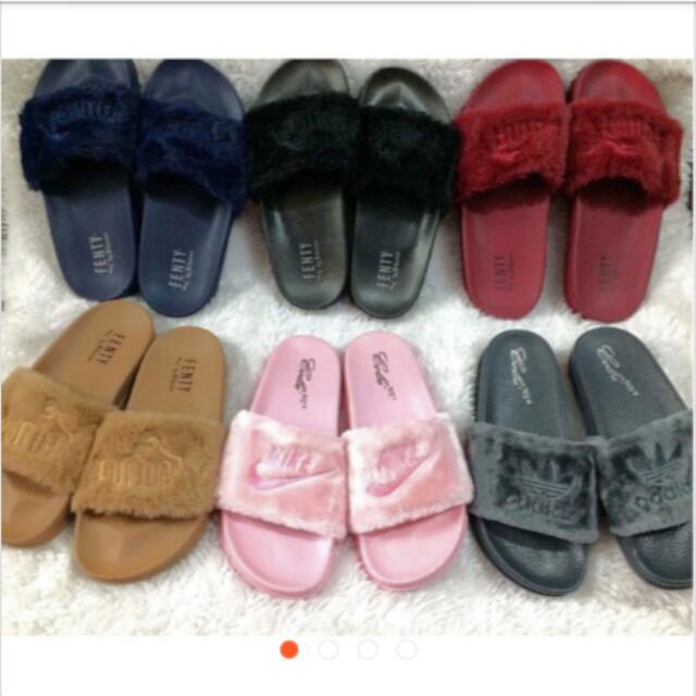 Fenty Slippers