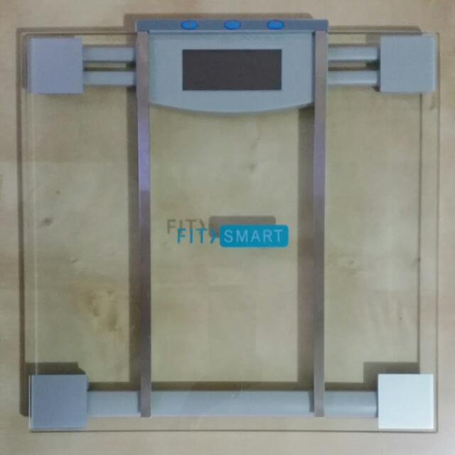 FitSmart Digital Body Scale