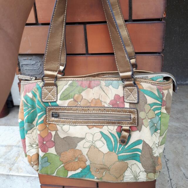 Fossil Bag by Relic