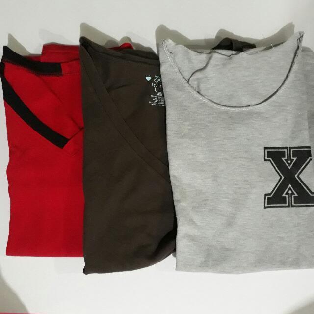 Gap Shirt Brown