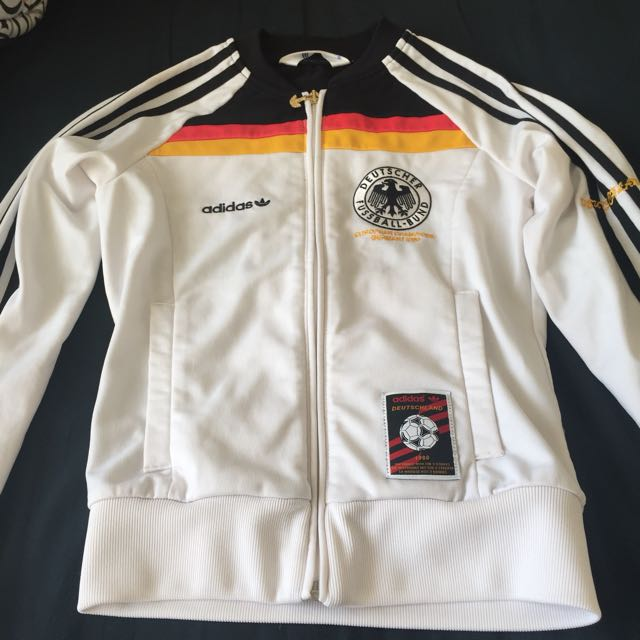 Germany Adidas Jacket