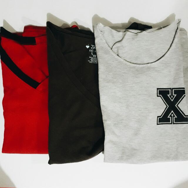 Grey Shirt XI