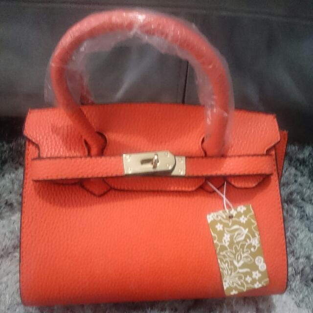 Handbag Orange