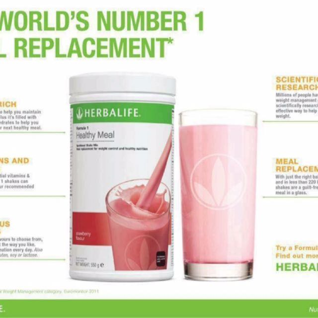 Herbalife Formula 1 And Many More