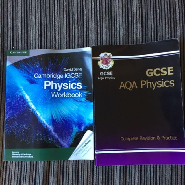 IGCSE Physics Study Guides
