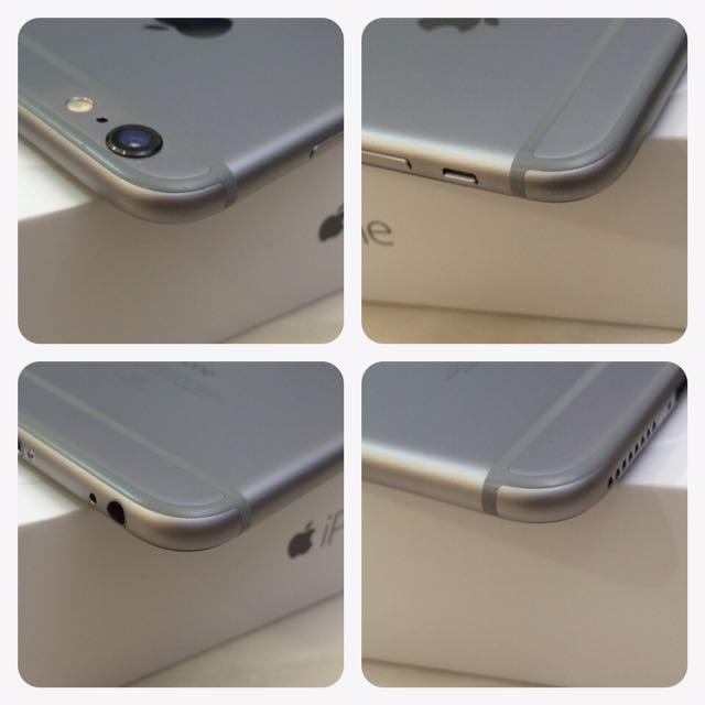 iPhone6 Plus 64G 太空灰