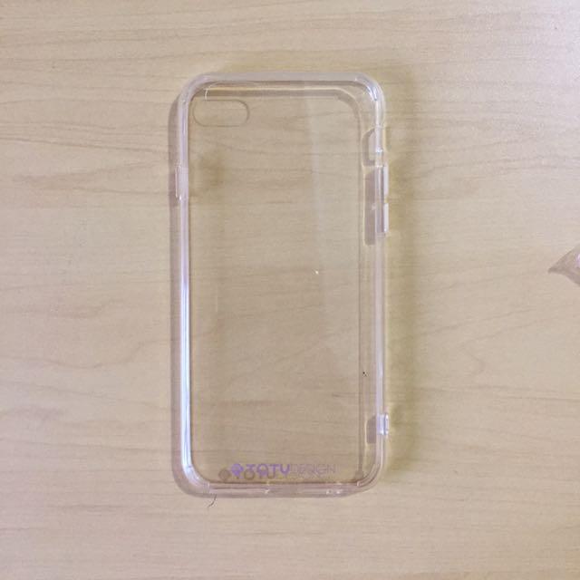 iPhone 6/6s Totu design Clear Hard Case