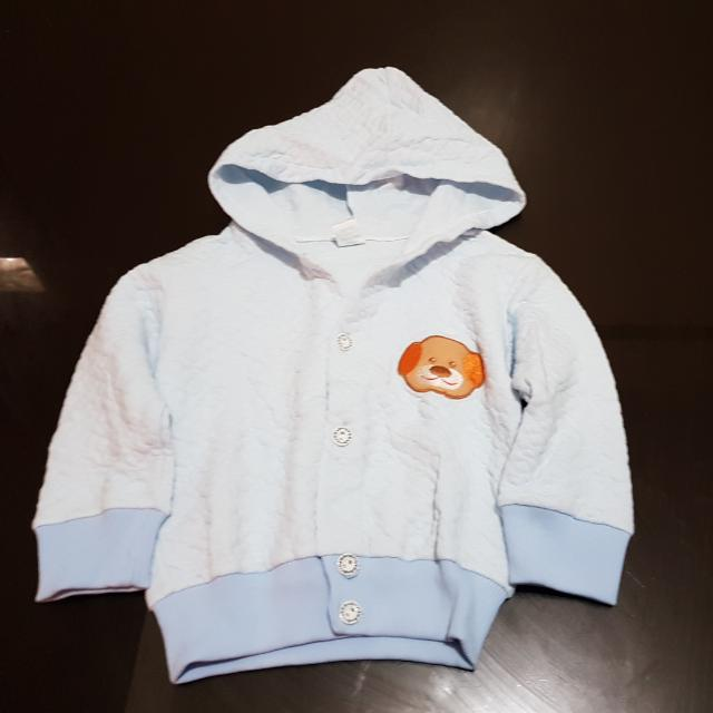 Jacket 6 To 12 Months
