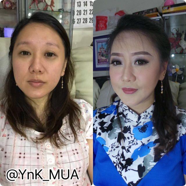 Jasa Makeup (wisuda, Pernikahan, Sweet 17, Dll)