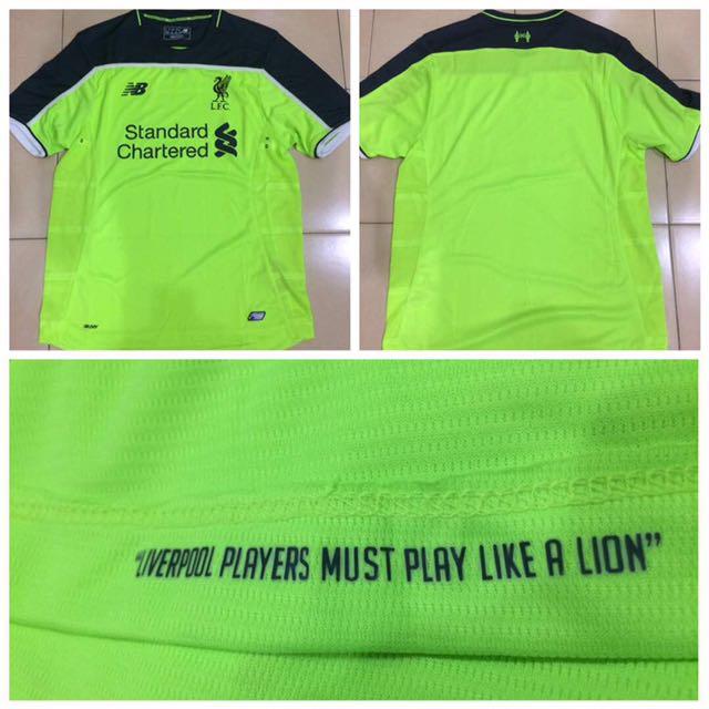 18c5433a5fa Jersey Lelong Liverpool Copy Ori