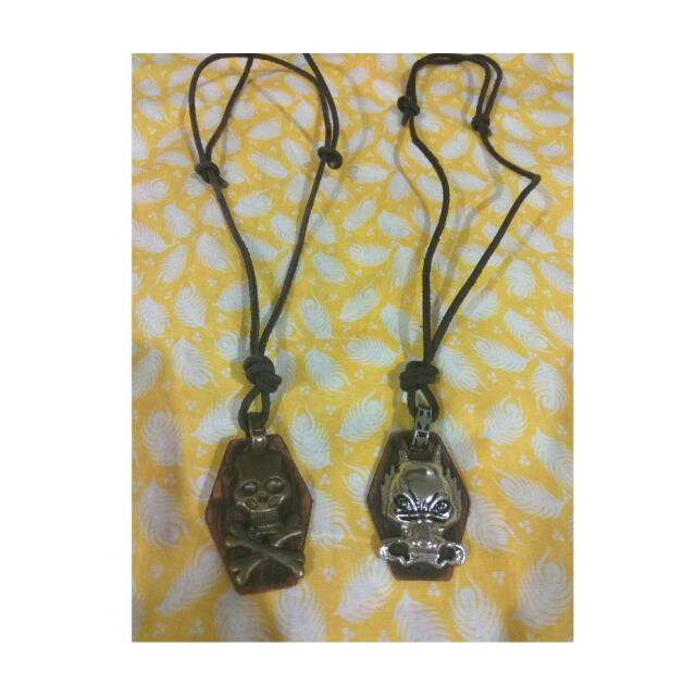 Kalung Skull & Dragon (TAKE ALL)