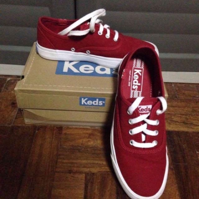Keds Triumph 28 Red