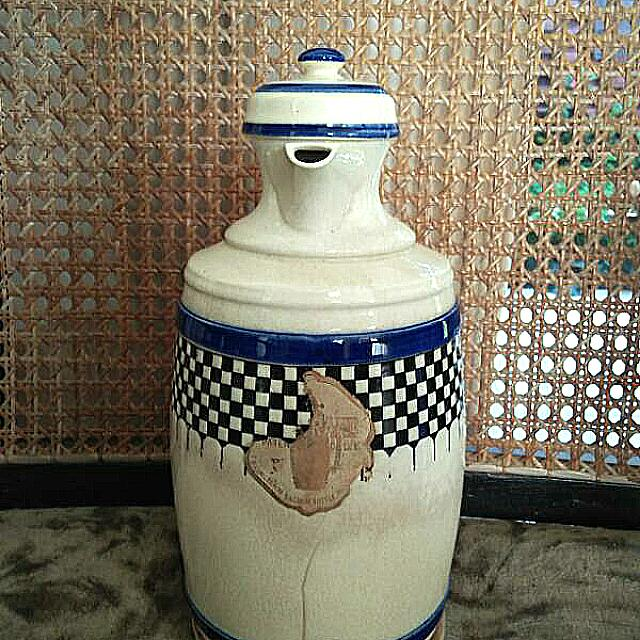 Keramik thermos