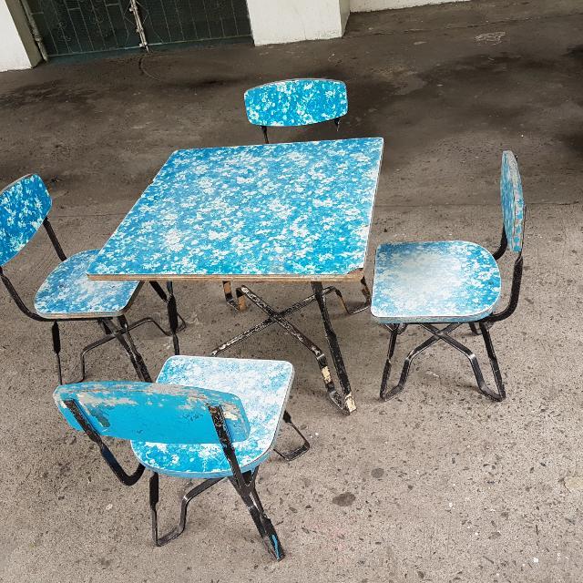 Kiddie Chair Set