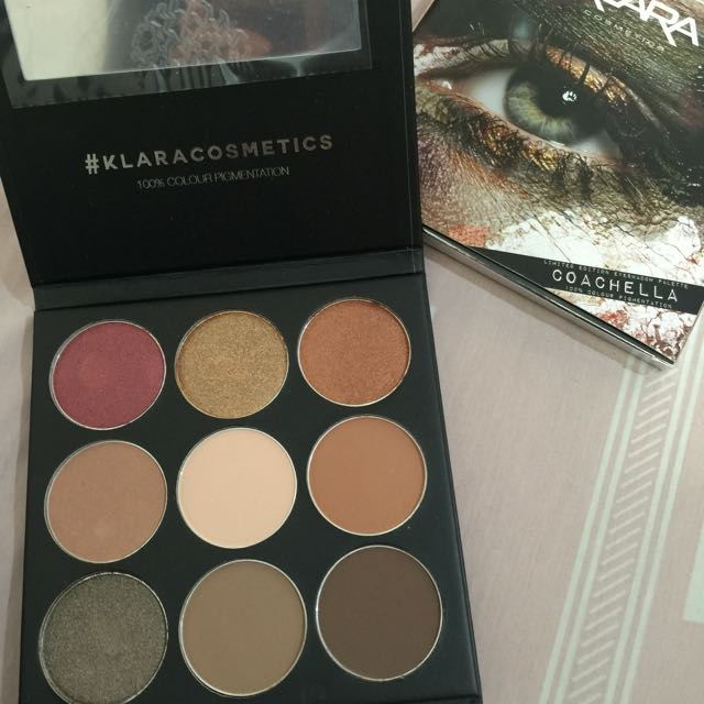 KLARA EYESHADOW COACHELLA