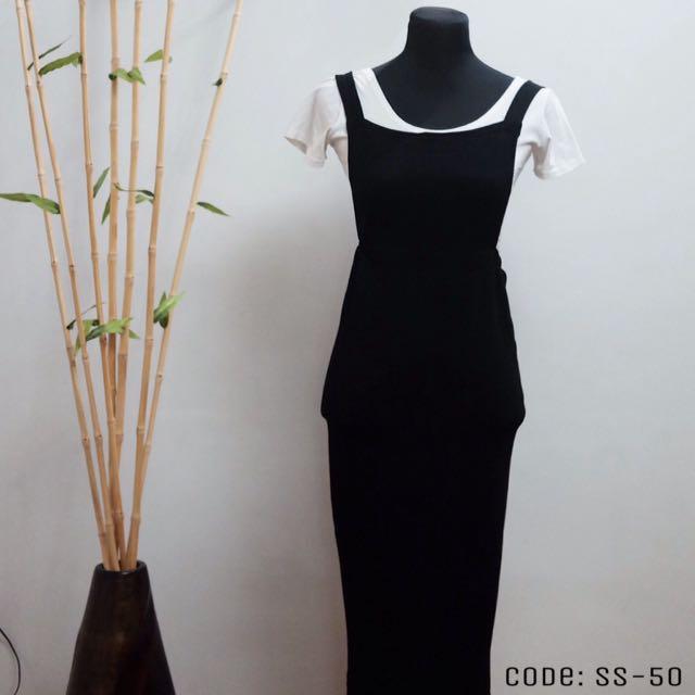 Korean Jumper dress